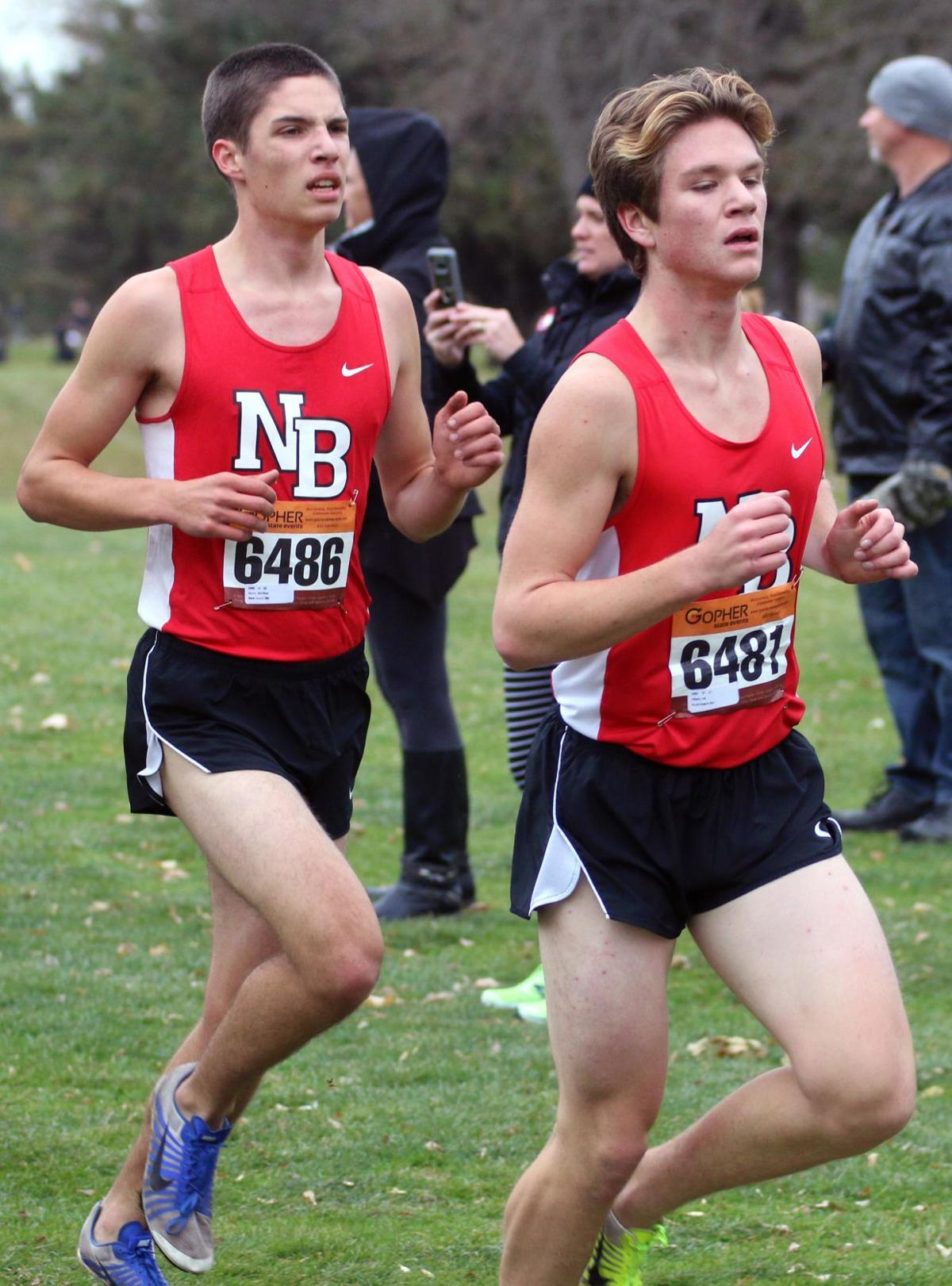 Vikings, Bluejackets send two to state cross country meet