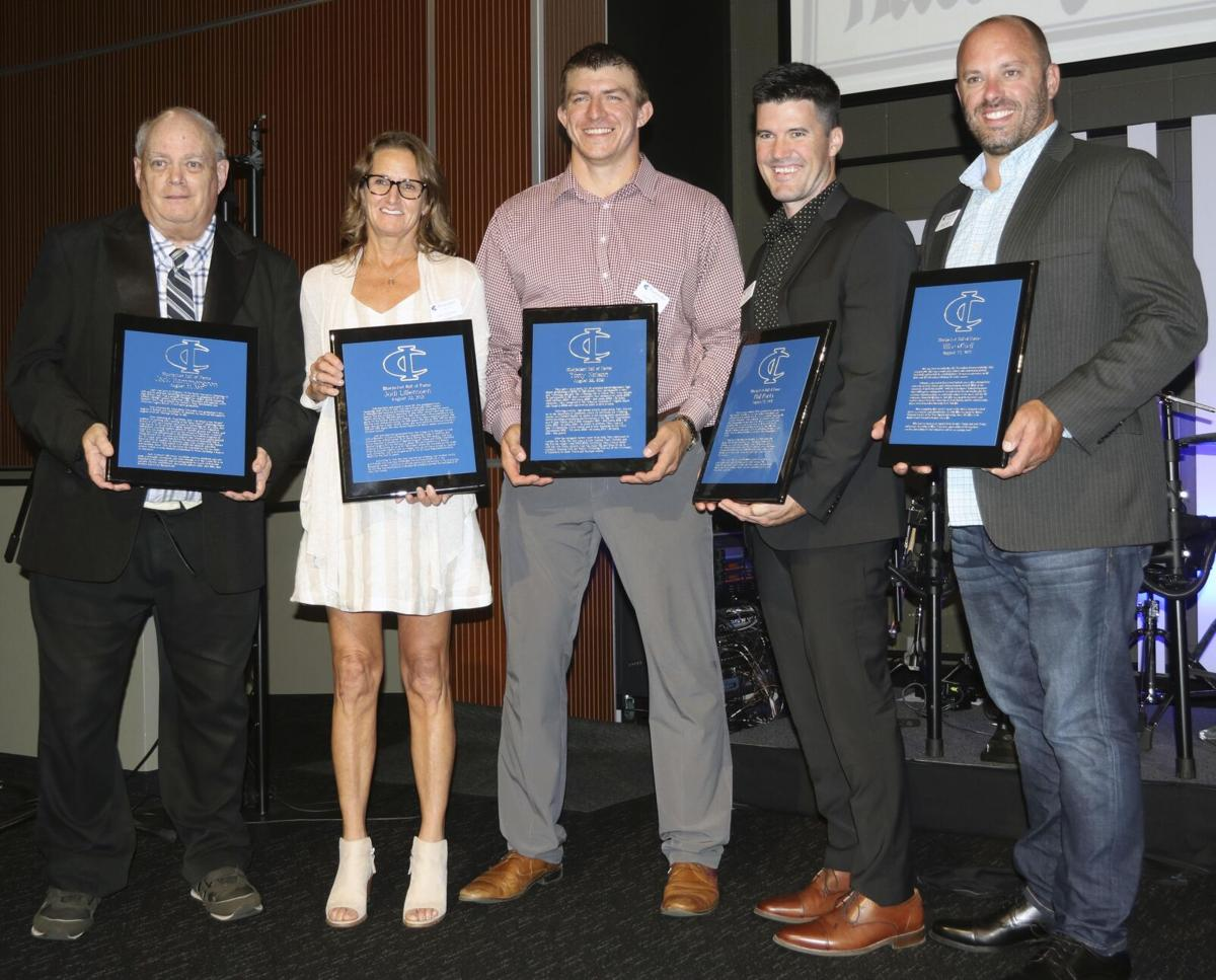 Bluejacket Hall of Fame inductees, times two