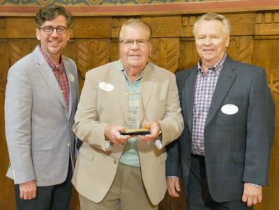 Local choral advocate receives award