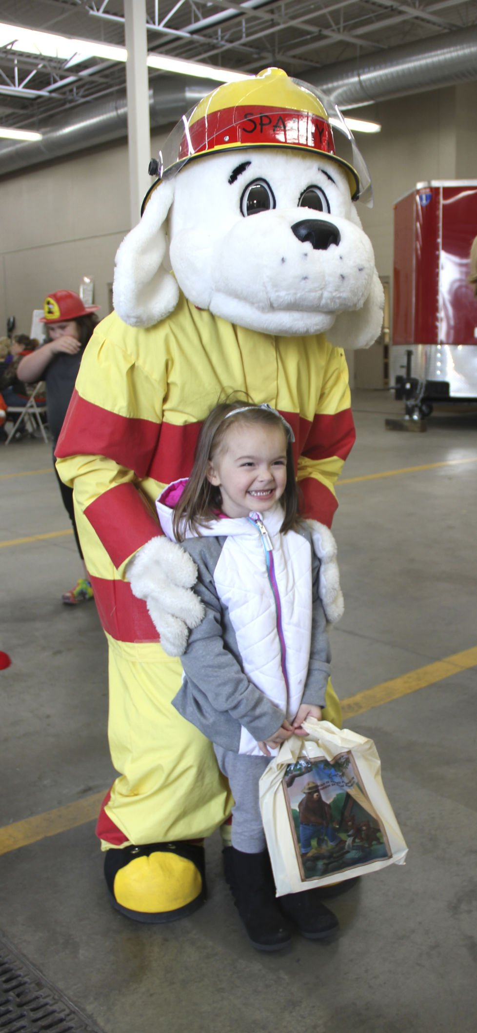 Cambridge Fire Open House sparks fun and learning