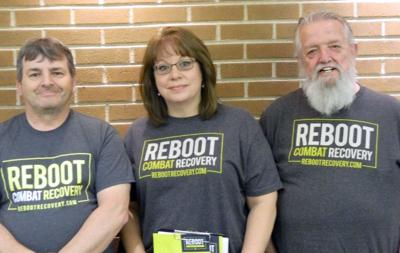Veterans can find help for  trauma at 'Reboot' course