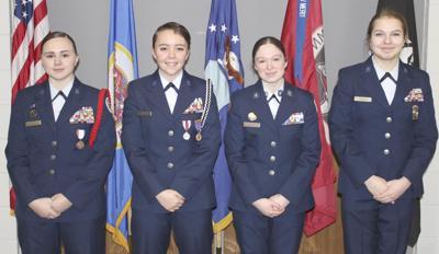 NBAHS Air Force Junior ROTC heading to National Drill Meet