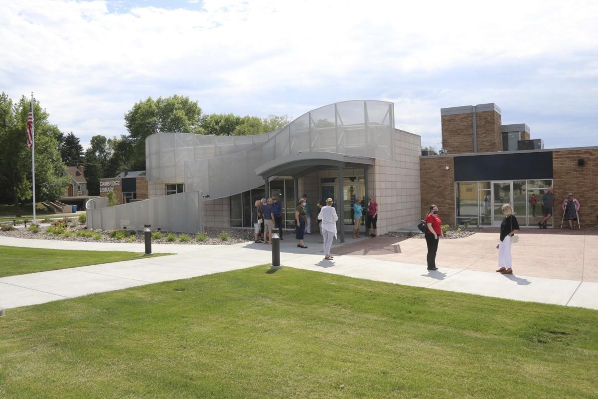 New Cambridge library officially open to the public (sort of)