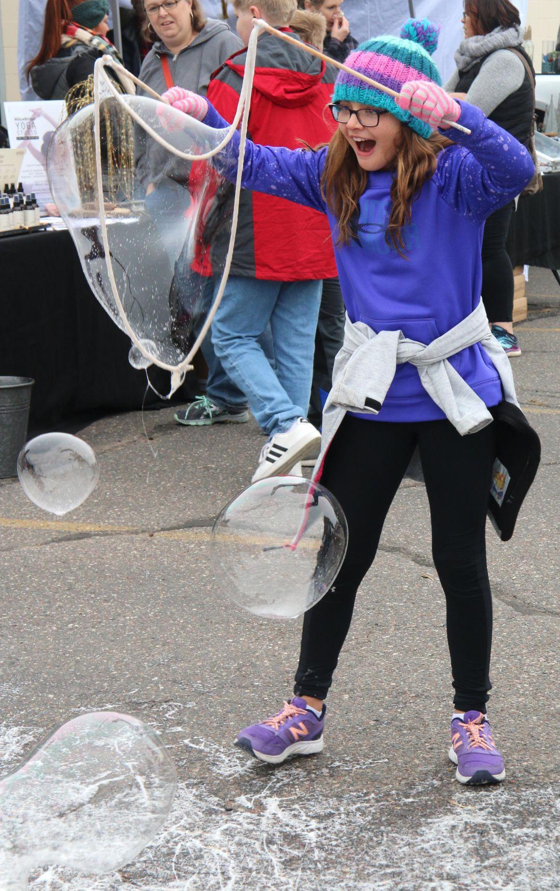 Area fall festivals a success despite winter's chill