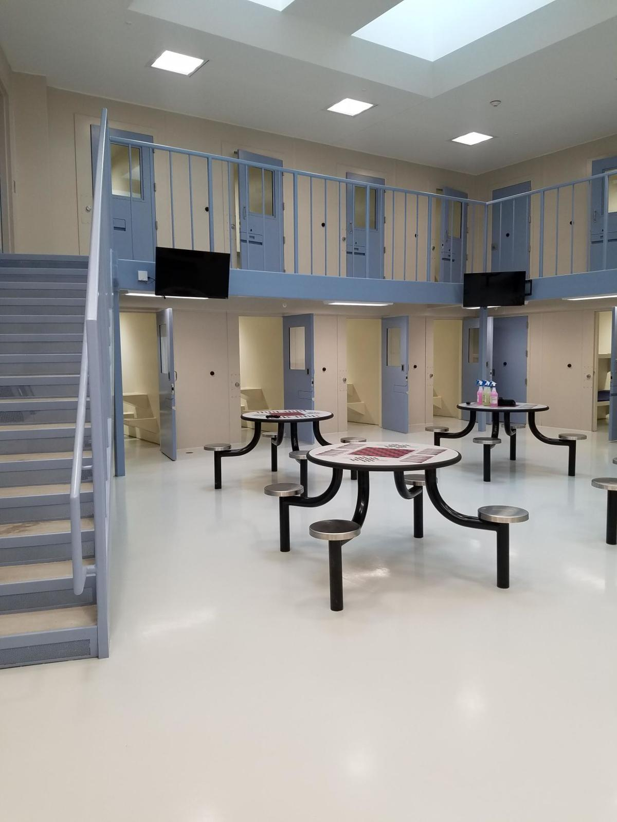 JAILED  FOR GOOD: How I helped 'break in' the new Chisago County jail
