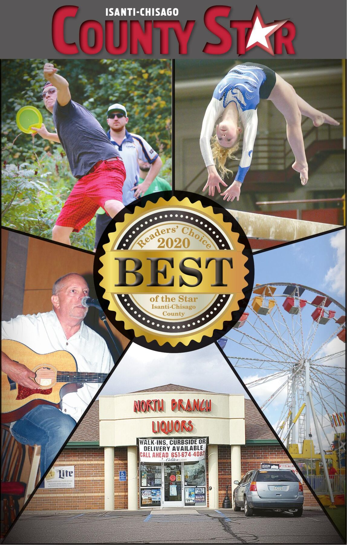 """Isanti-Chisago County Star """"Best of the Star"""" special section"""
