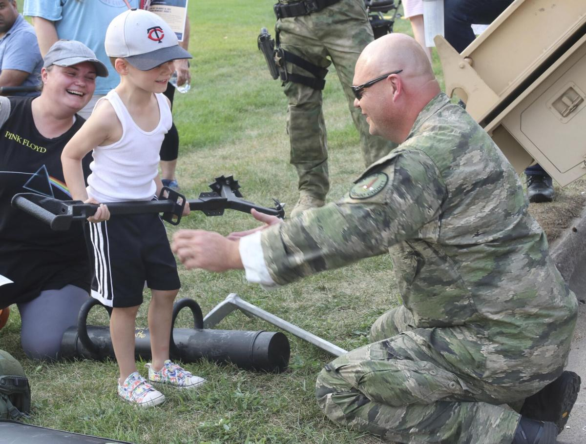 Communities come together during annual Night Out event