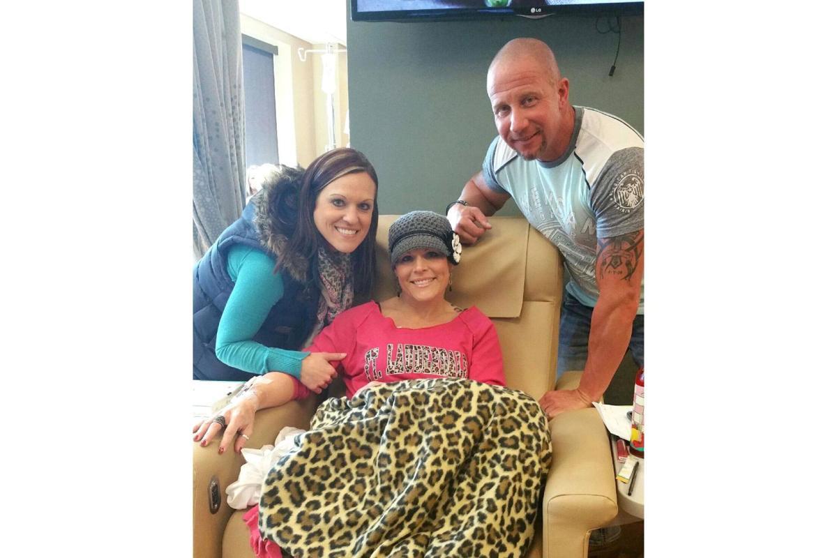 North Branch cancer survivor encourages genetic testing