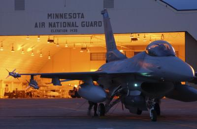 Sept. 11 Commemorative Flyovers Will Feature F-16s: Minnesota Air National Guard Unit Part of 9/11 History