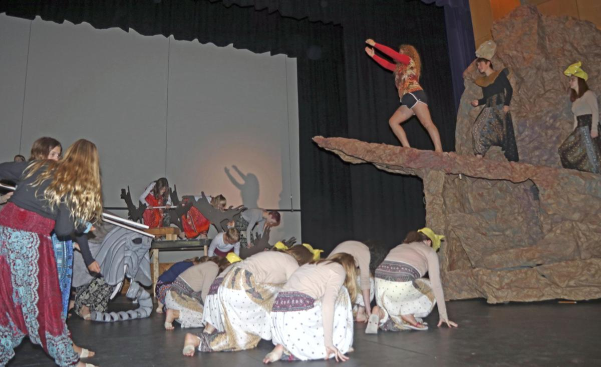 Play Inc. to put on own version of 'The Lion King'