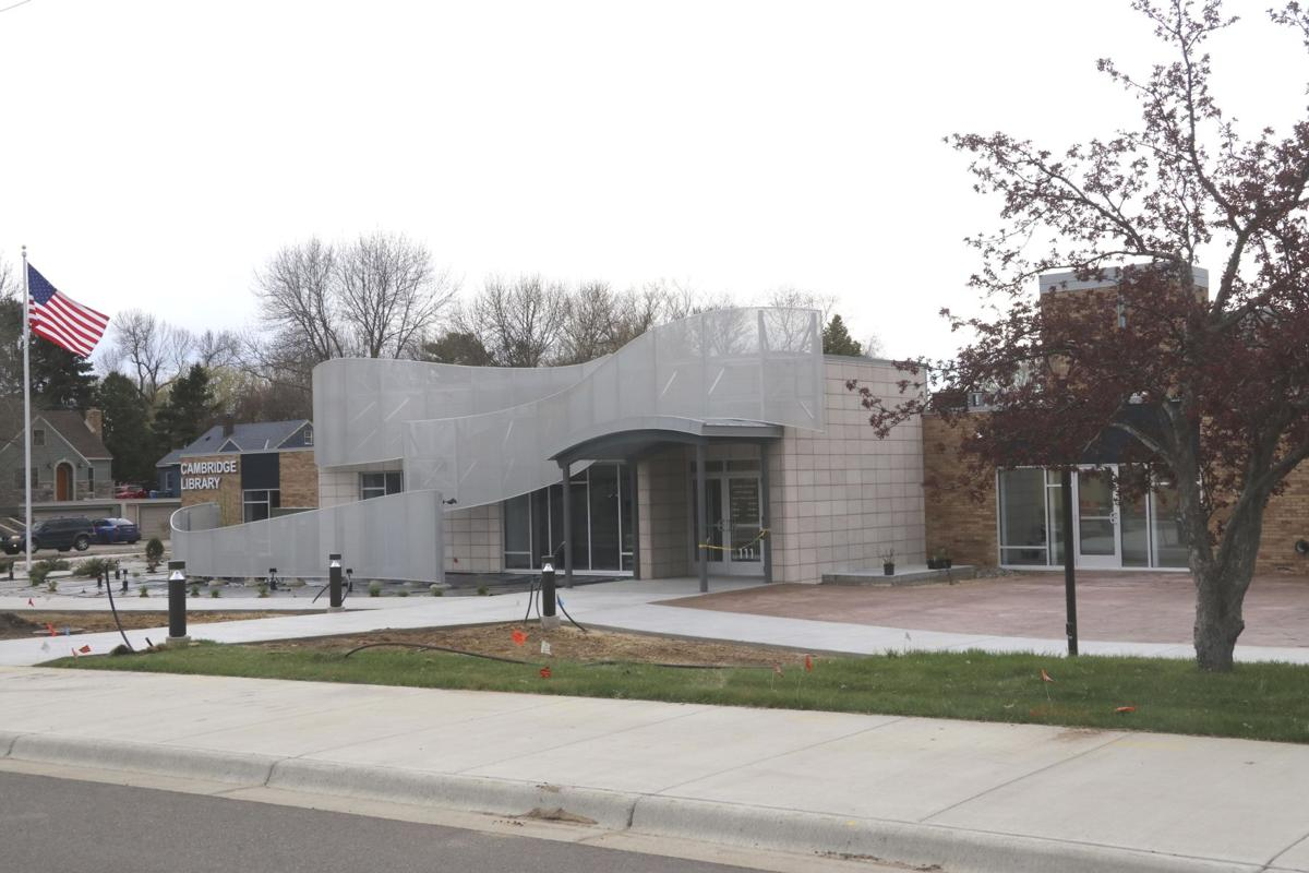 Cambridge officially purchases new library