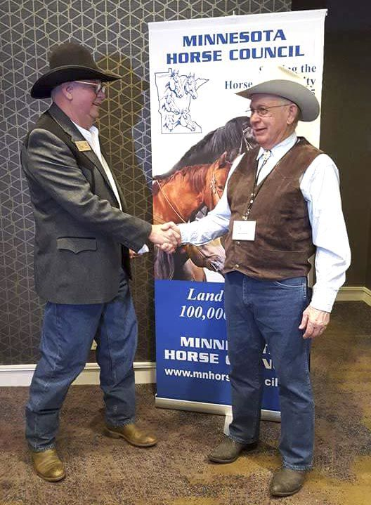 Reining it in: Farrier retires after 52 years