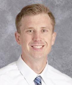 Taylor Swanson is new Sunrise Elementary School principal