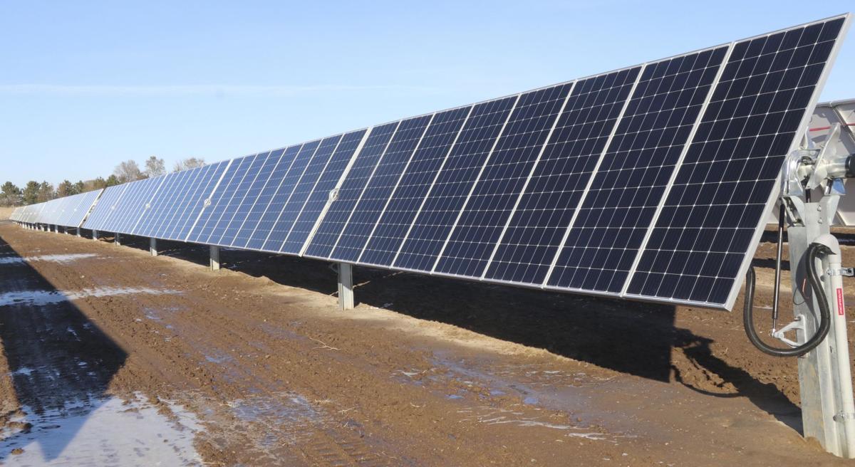 Ribbon cut for Cambridge solar array