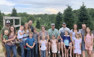 Wolcyns named 'Farm Family of the Year'