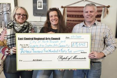 Arts funding awarded to local projects