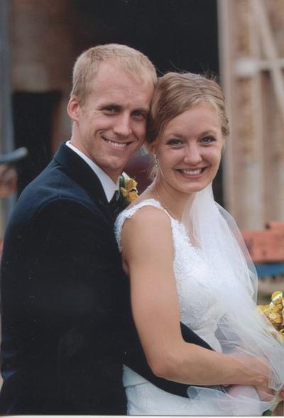 Kristin Mork and Peter Holmberg