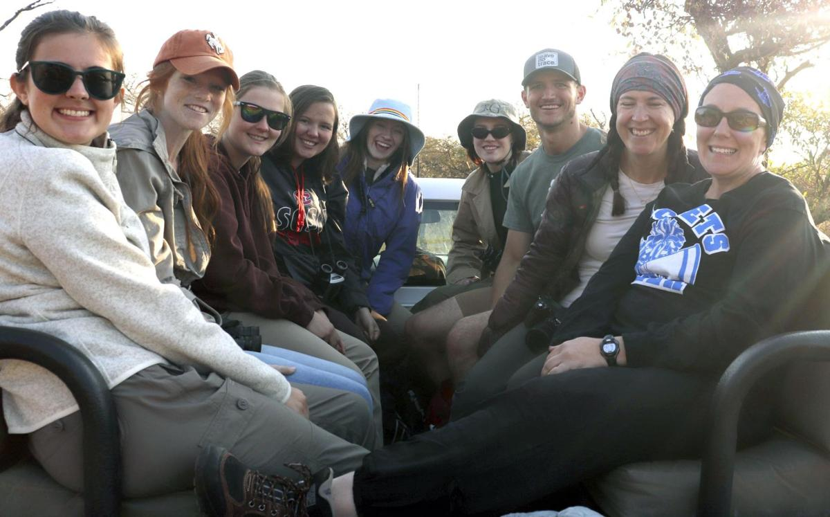 Cambridge-Isanti alum helps research in South Africa
