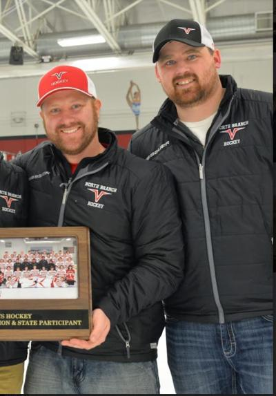 Hockey coaches earn section awards