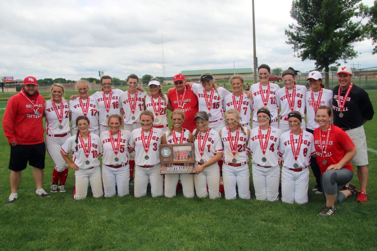 Viking softball is state Class AAA runner-up