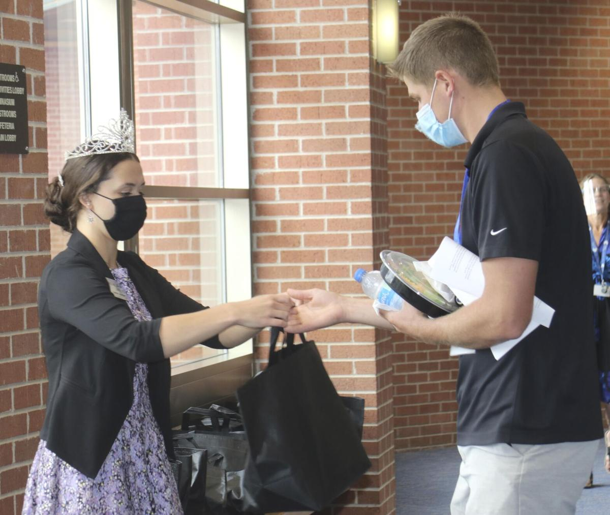 New teachers welcomed at annual luncheon