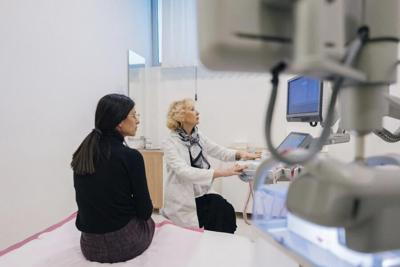 Talking with the experts: Yearly screening detects most breast cancers
