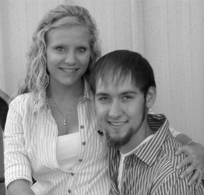 Stephanie Pearson and Dustin Kowalsky
