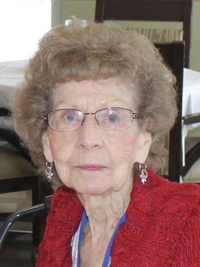 Virginia M. Erickson