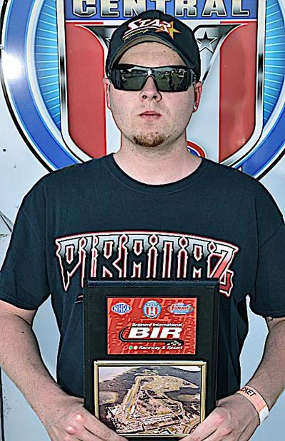 Cambridge man wins at Brainerd raceway