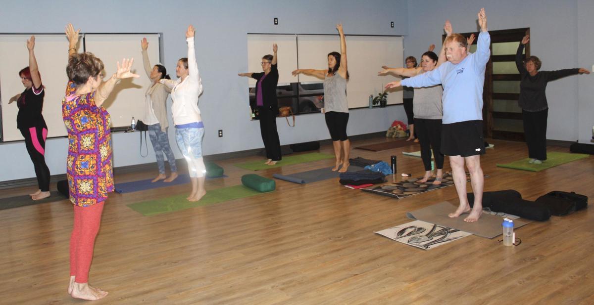 Slow down and unwind through Subtle Yoga