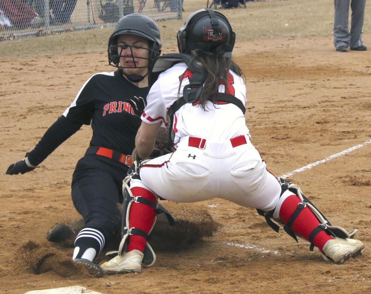 Viking spring sports manage to squeeze in games before snow flies
