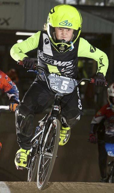 Local BMXers compete at Worlds