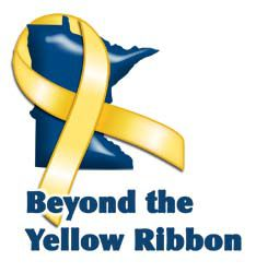 Attend kick-off event to name  North Branch a 'Yellow Ribbon City'