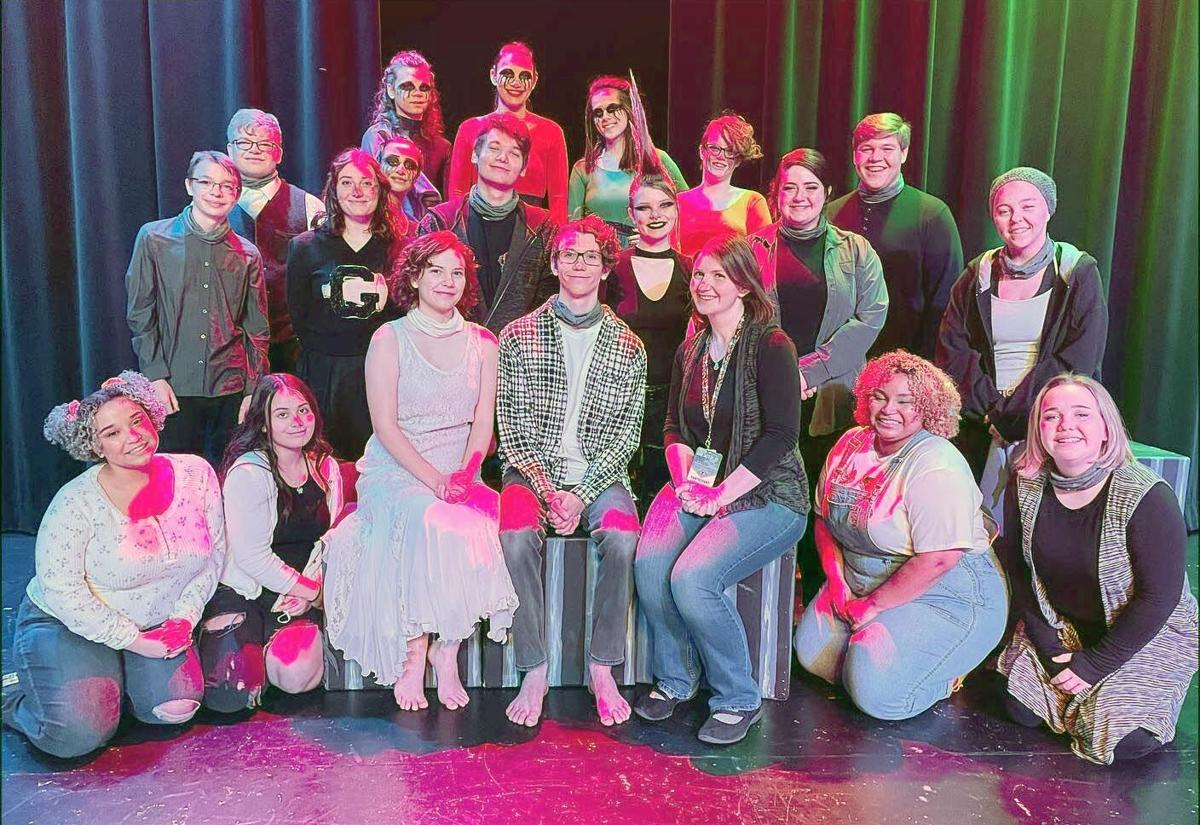 North Branch One Act wins second-straight section championship