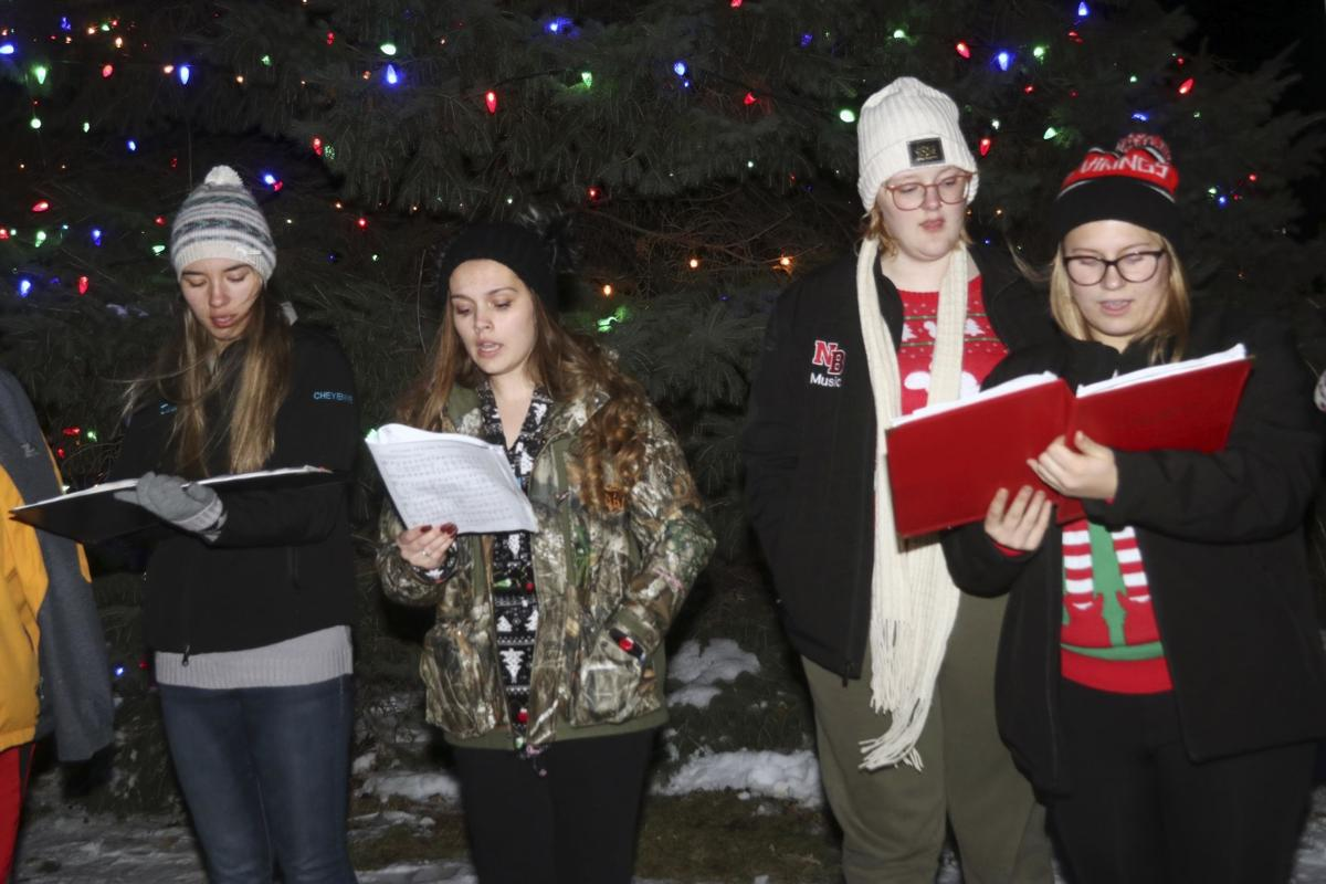 Area celebrates Christmas season in a variety of ways