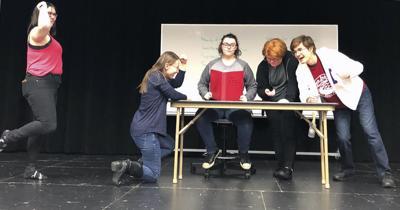 Anoka-Ramsey premieres play about Cambridge