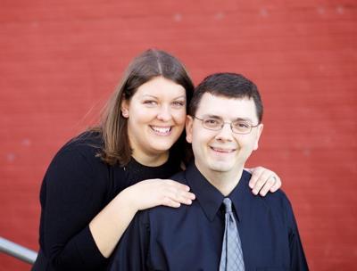 Bryan Struss and Leah Johnson