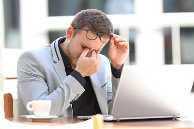What You See Matters: Digital eye strain: the 21st century  eye condition