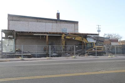 Costs for building's demolition continue to rise