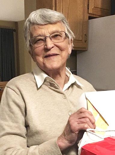 Lillian M. Kauppi