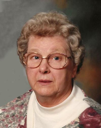 Edith Holmstrom