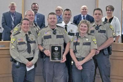 County honors Correctional Officer of the Year