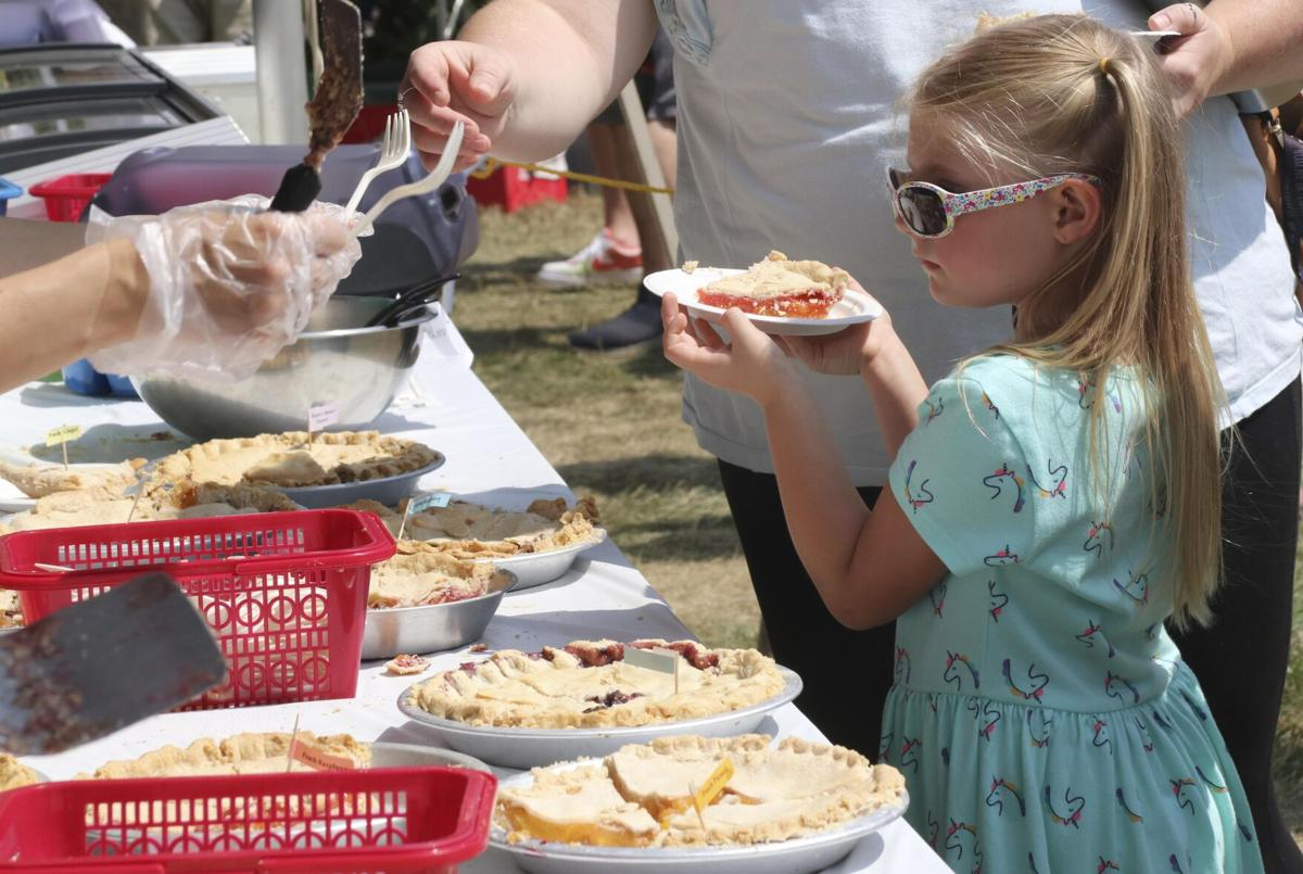 Braham Pie Day bakes up another tasty treat for attendees