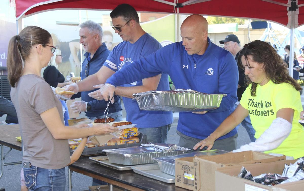 Thousands flock to downtown Cambridge for Appreciation event