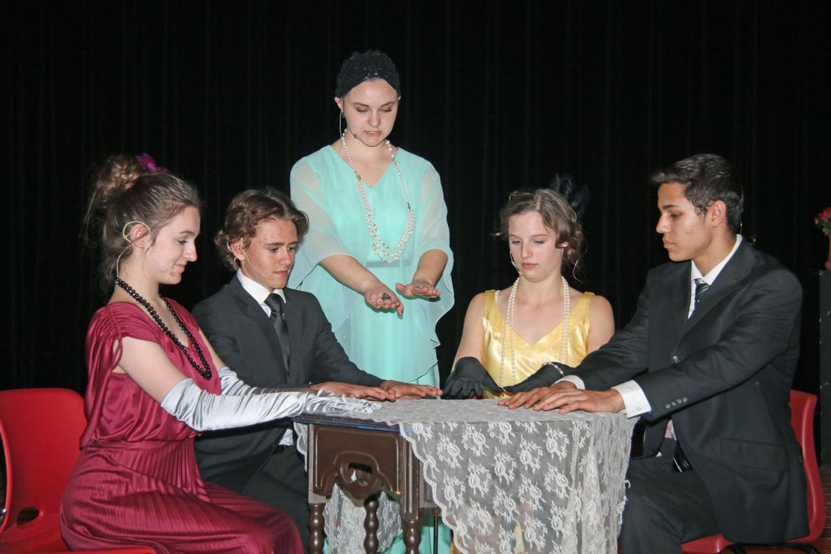 North Branch Theatre conjures up comedy in spring play