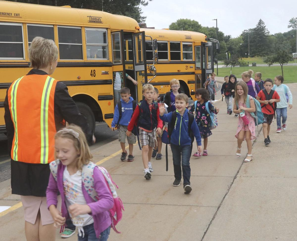 And they're off! Back-to-school stampede begins
