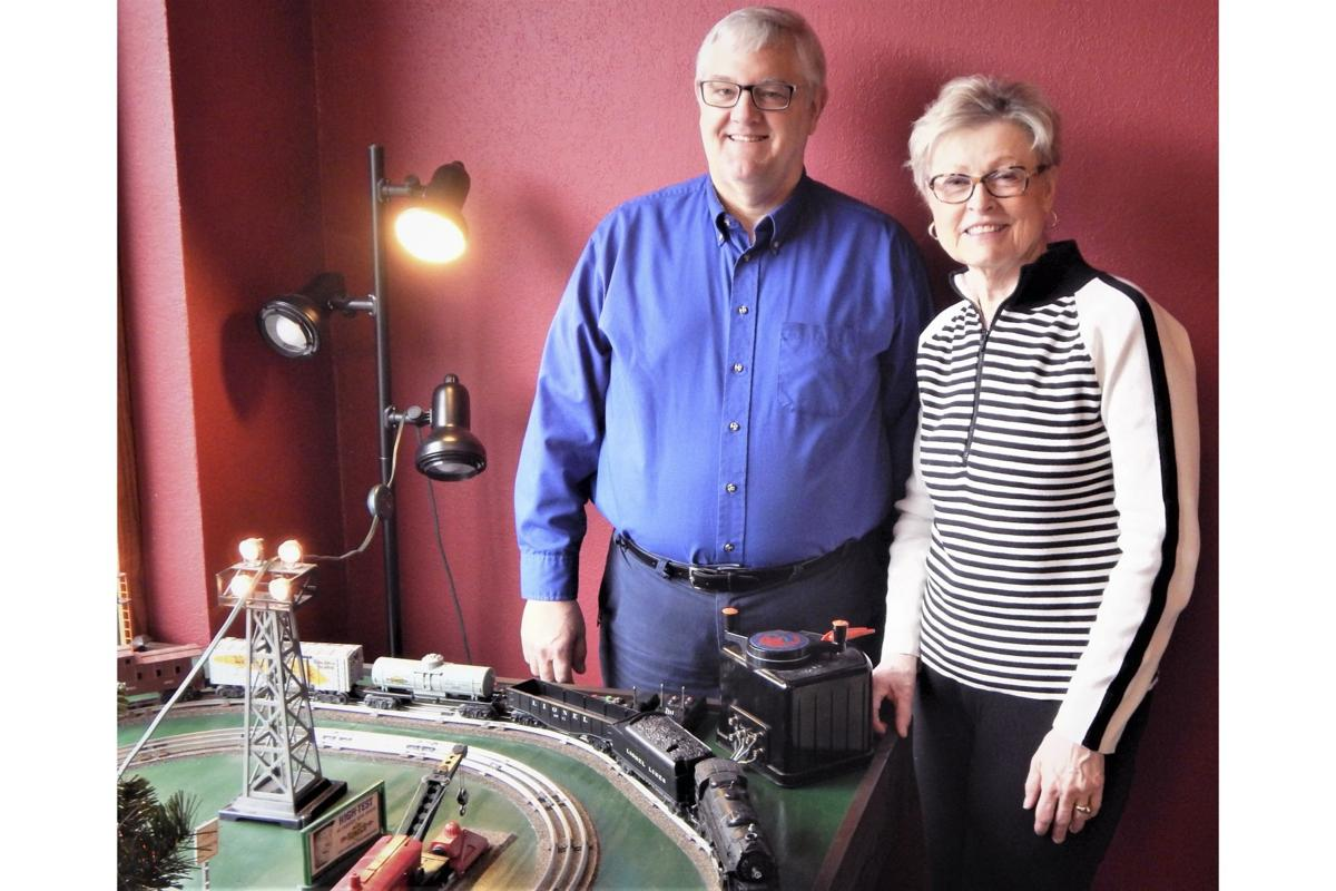 Don't lose track: Heirloom train set finds its way to caring owners