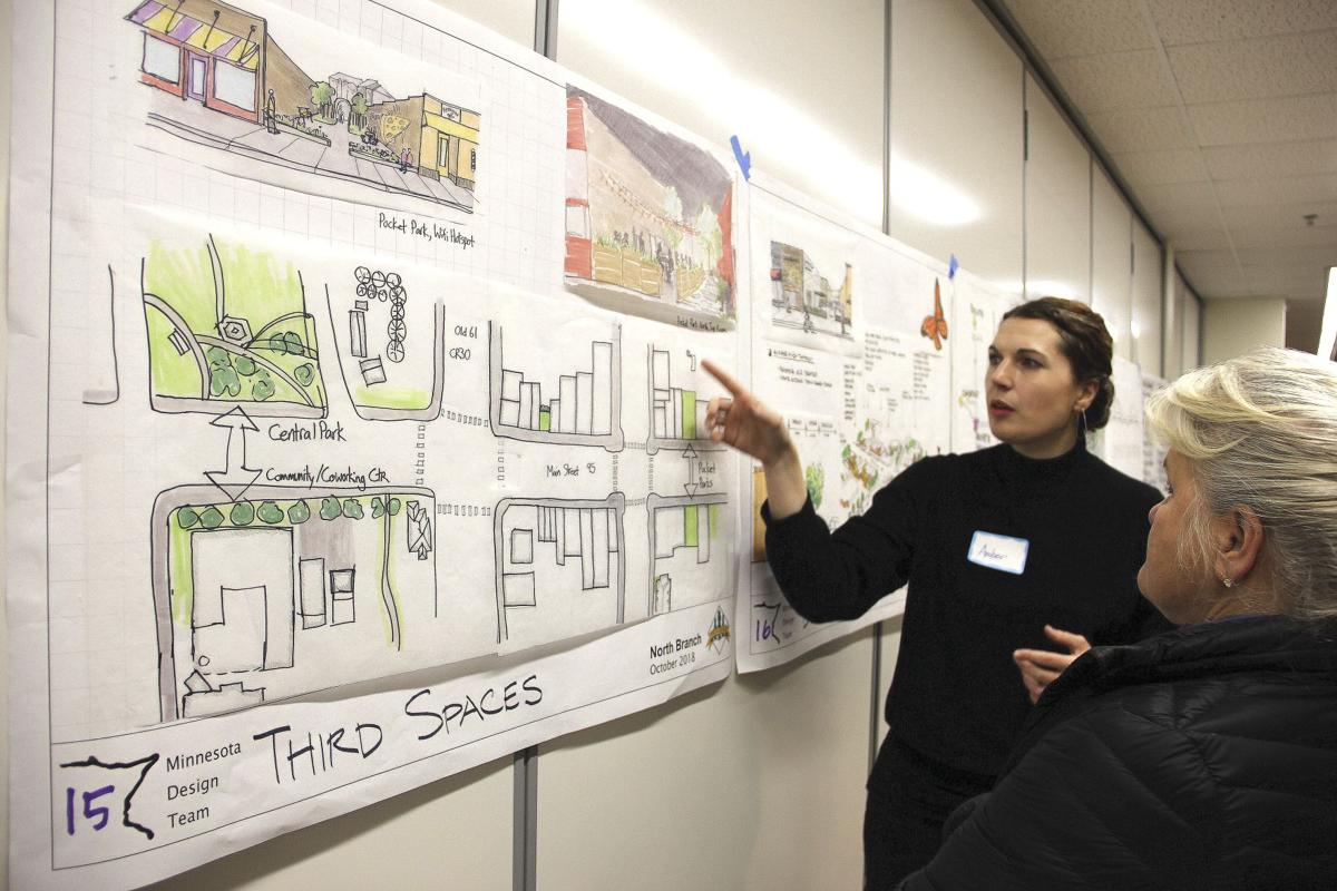 'Quit fighting': Design Team has strong advice for North Branch