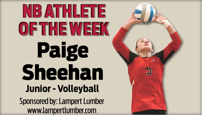 North Branch Athlete of the Week