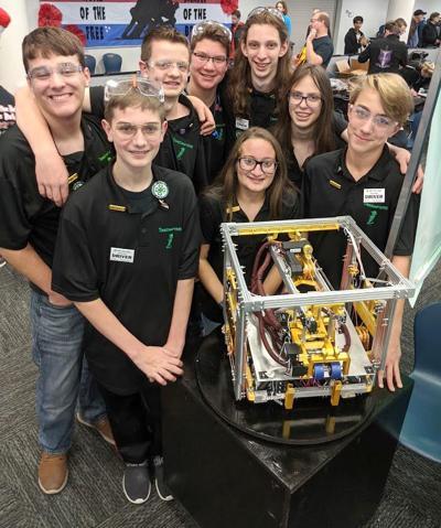 Chisago County 4-H robotics team qualifies for FTC state robotics competition